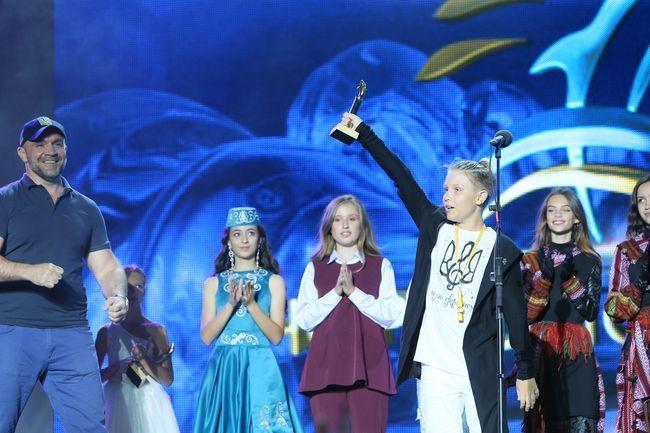 Самые яркие украинские звезды выступили на фестивале Черноморские игры 2017 в Скадовске