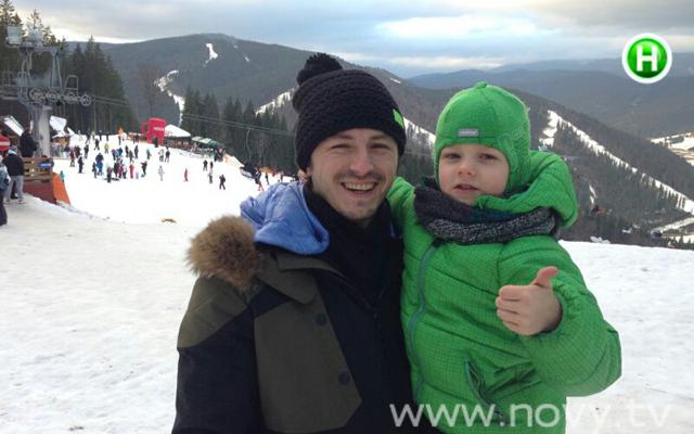 Сергей Притула сын фото 2014