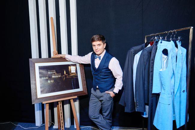 Анатолий Анатолич на Ukrainian Fashion Week