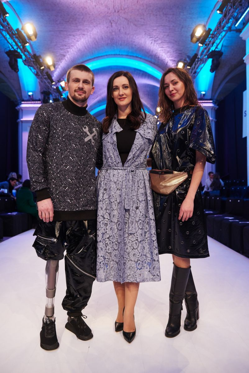 Юрий Горбунов, Соломия Витвицкая и Viva! Переможці на Ukrainian Fashion Week (Фото)