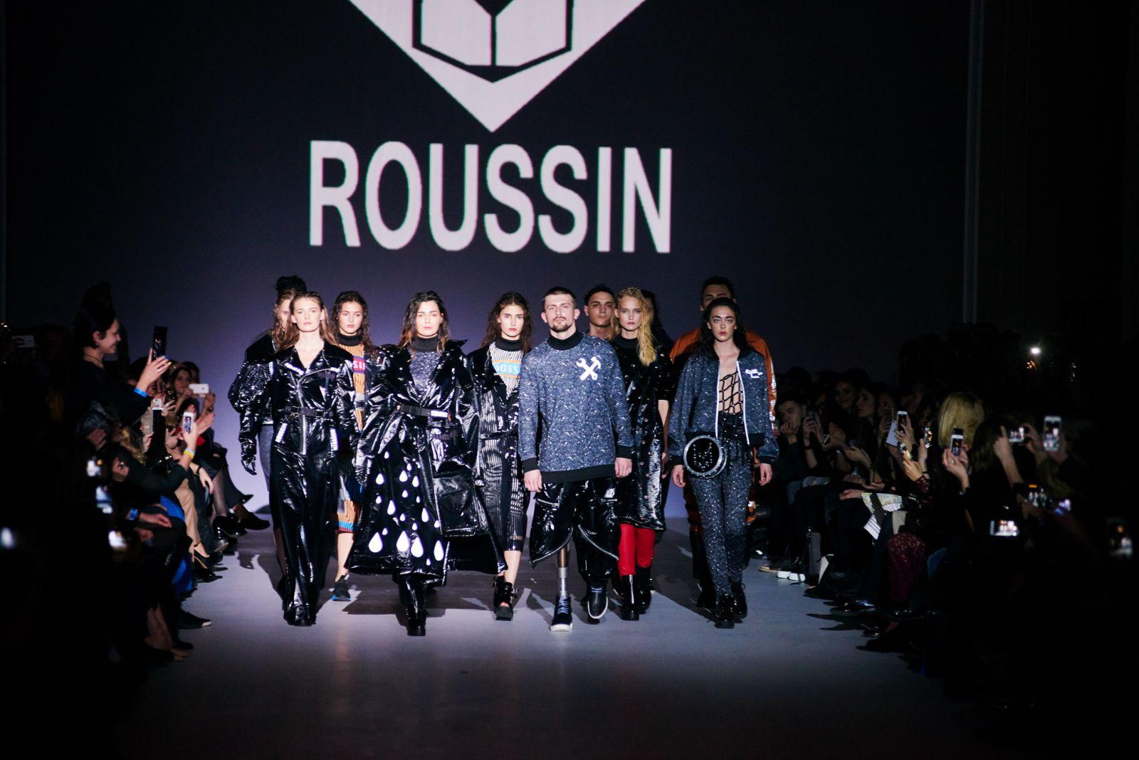 Герой АТО вышел на подиум Ukrainian Fashion Week