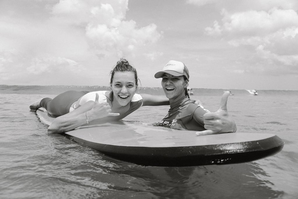 Регина Тодоренко улетела на Бали