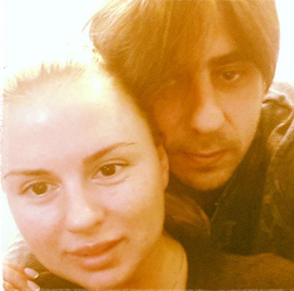 Анна Семенович без грима