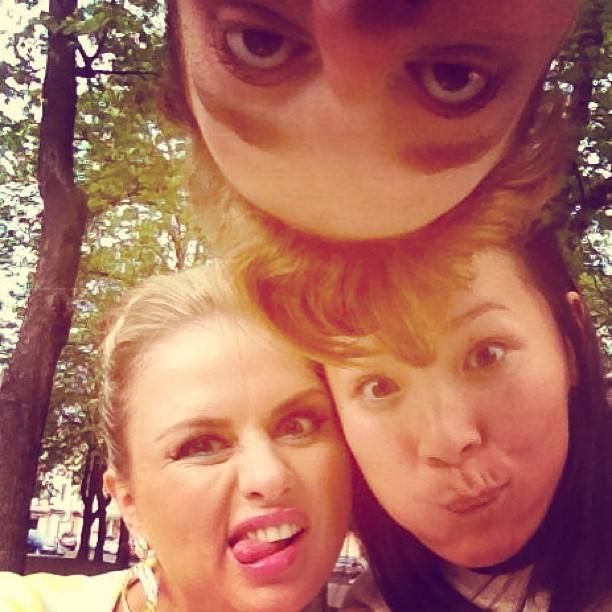 Анна Семенович выложила в Инстаграм домашние фотографии