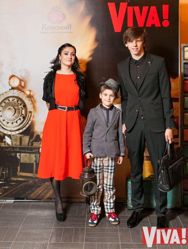 Александр Лещенко и Лина Верес фото