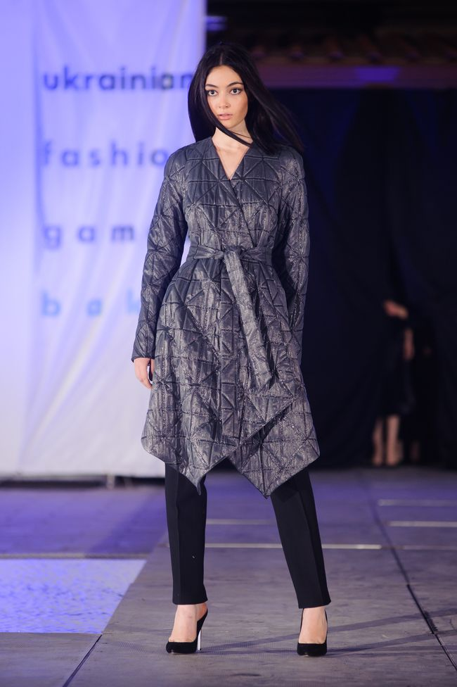 Ukrainian Fashion Games Оpen Baku