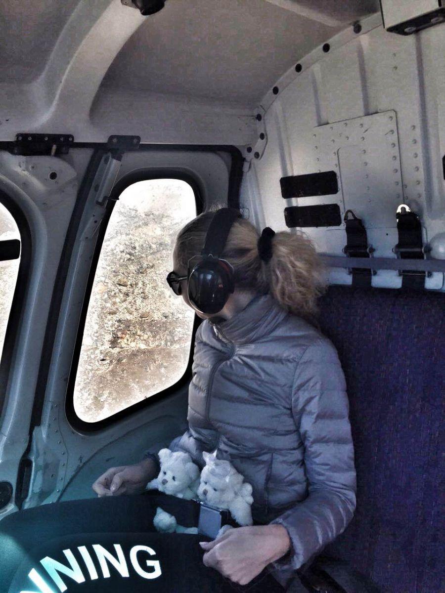 Фоторепортаж: путешествие Анастасии Ивановой в Гималаях