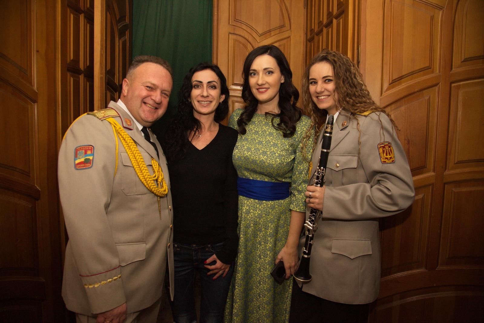 Соломия Витвицкая поддержала украинских военных