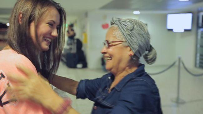 Эктор Хименес-Браво везет свою девушку в Колумбию знакомиться с мамой