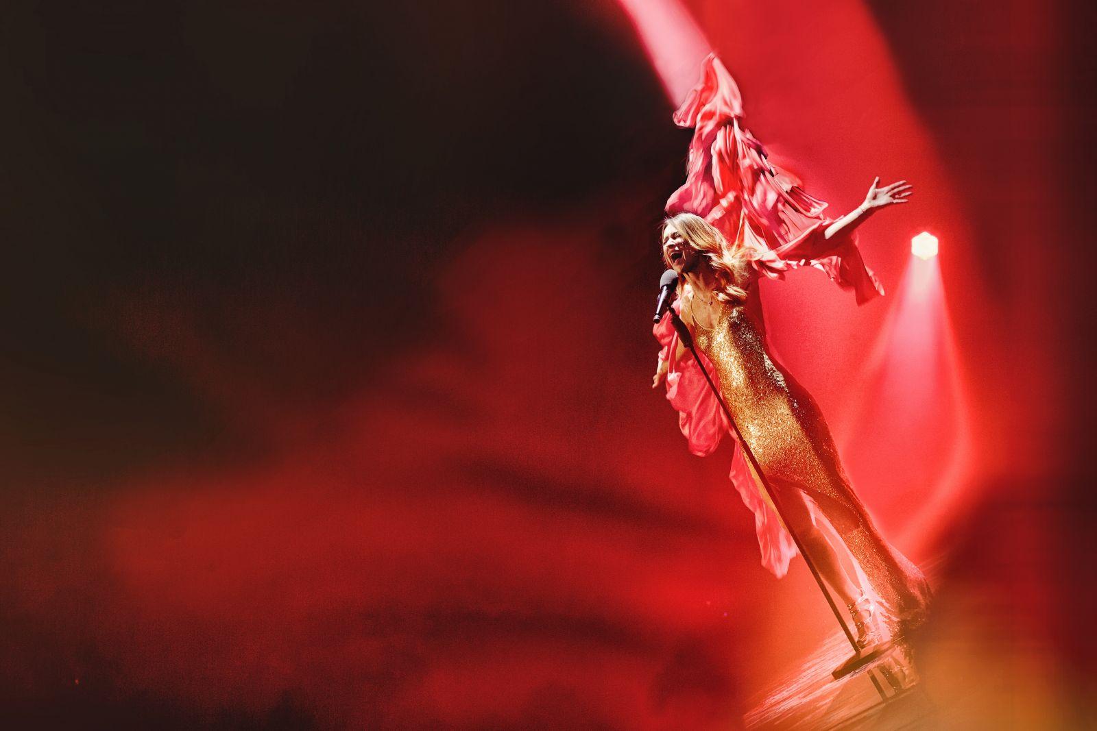 Выступление Tayanna в финале нацотобора Евровидения: высший балл от жюри и мокрые ладони Джамалы