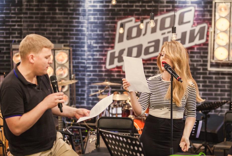 Антон Копытин - суперфиналист шоу Голос країни-5