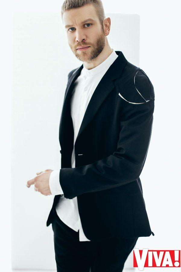 Иван Дорн в фотосессии для Viva!