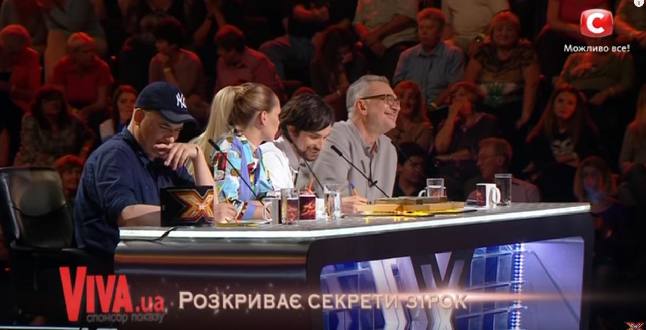 """Константин Меладзе потрясен выступлением киевских рокеров на """"Х-факторе-7"""""""