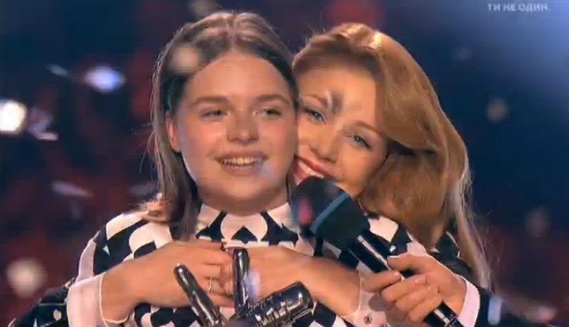Элина Иващенко - победитель шоу Голос Діти 3