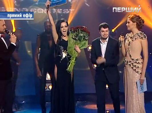 Евровидение 2014 Украина участник Мария Яремчук фото