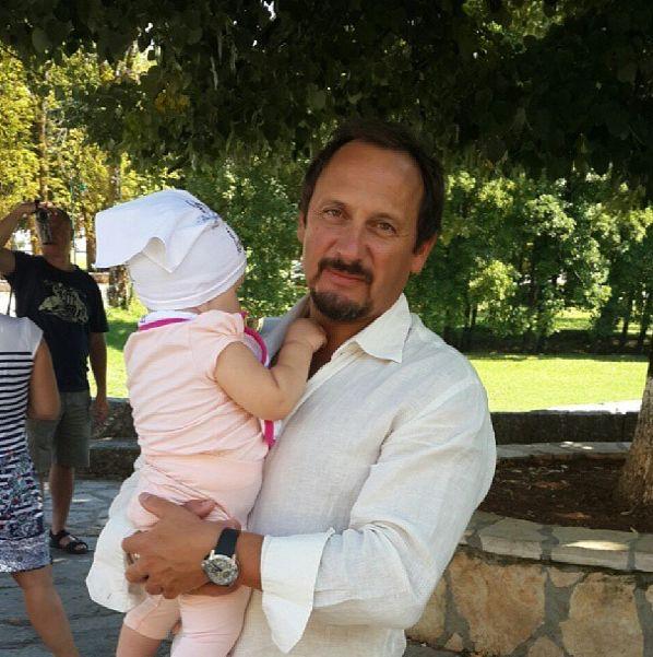 Стас Михайлов жена дети семья фото