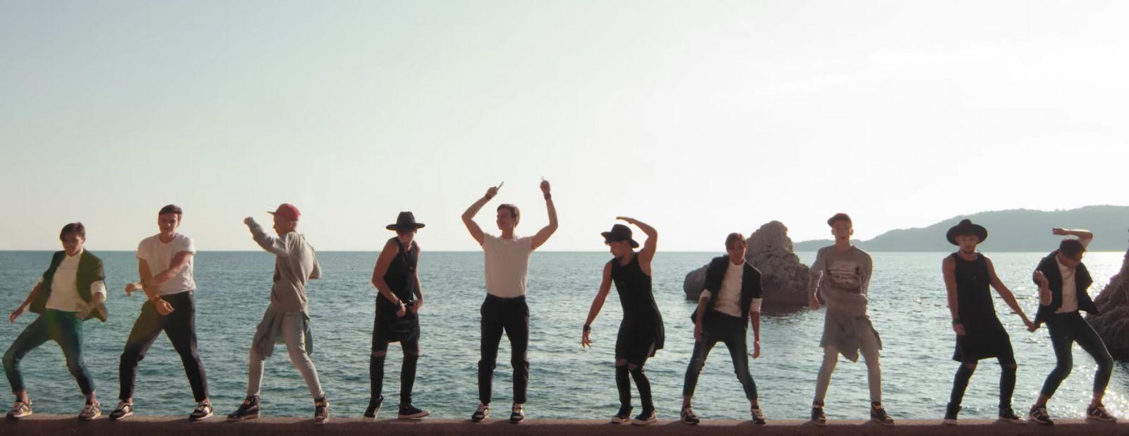 В Украине появилась копия группы One Direction