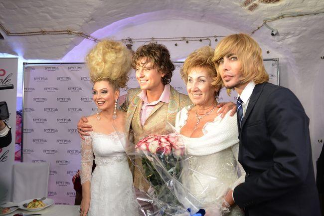 прохор шаляпин женился свадьба жена невеста фото 2013