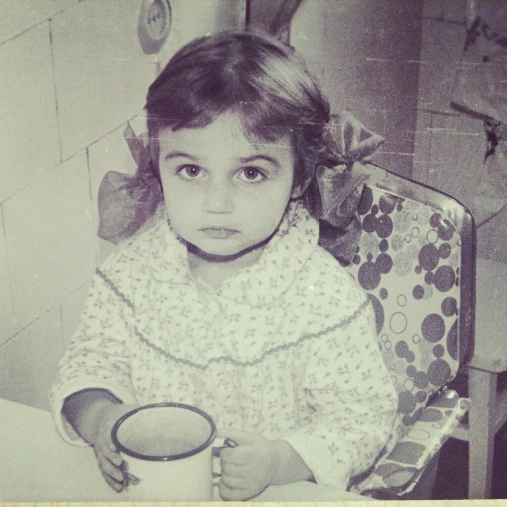 Детские фотографии Алены Водонаевой из Дом-2