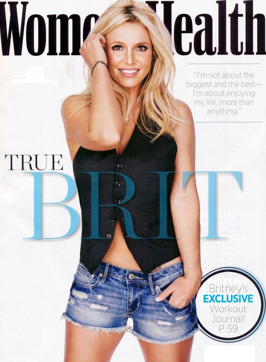 Бритни Спирс хвастается роскошной фигурой