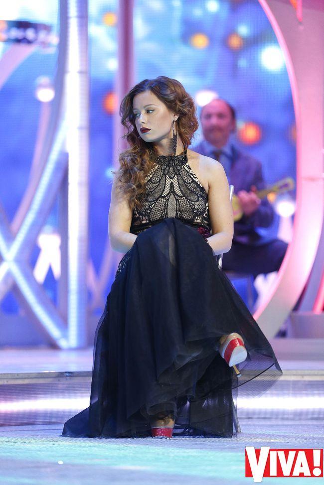 Юлия Савичева платье фото 2014