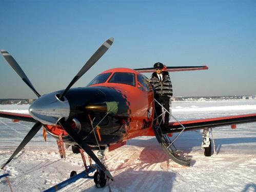 Сергей Зверев купил себе самолет