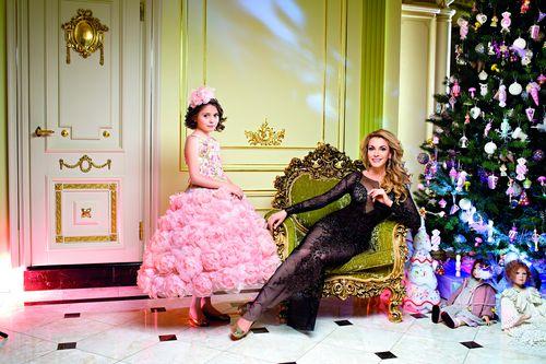 Ольга Сумская с дочерью фото