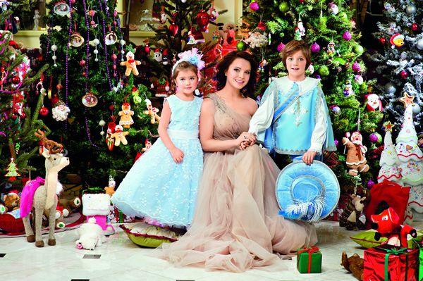 Лилия Подкопаева дети фото