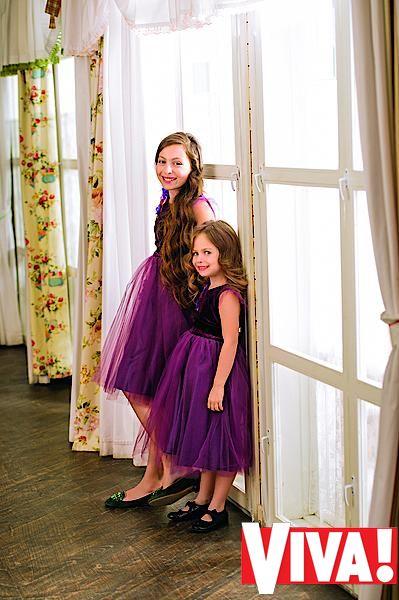 Оля Полякова трогательно поздравила дочь с 5-летием