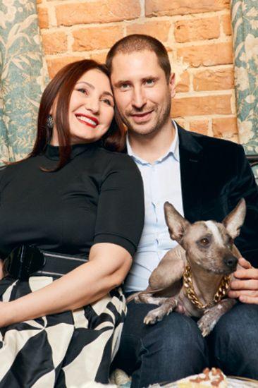 Инна и Денис Силантьевы