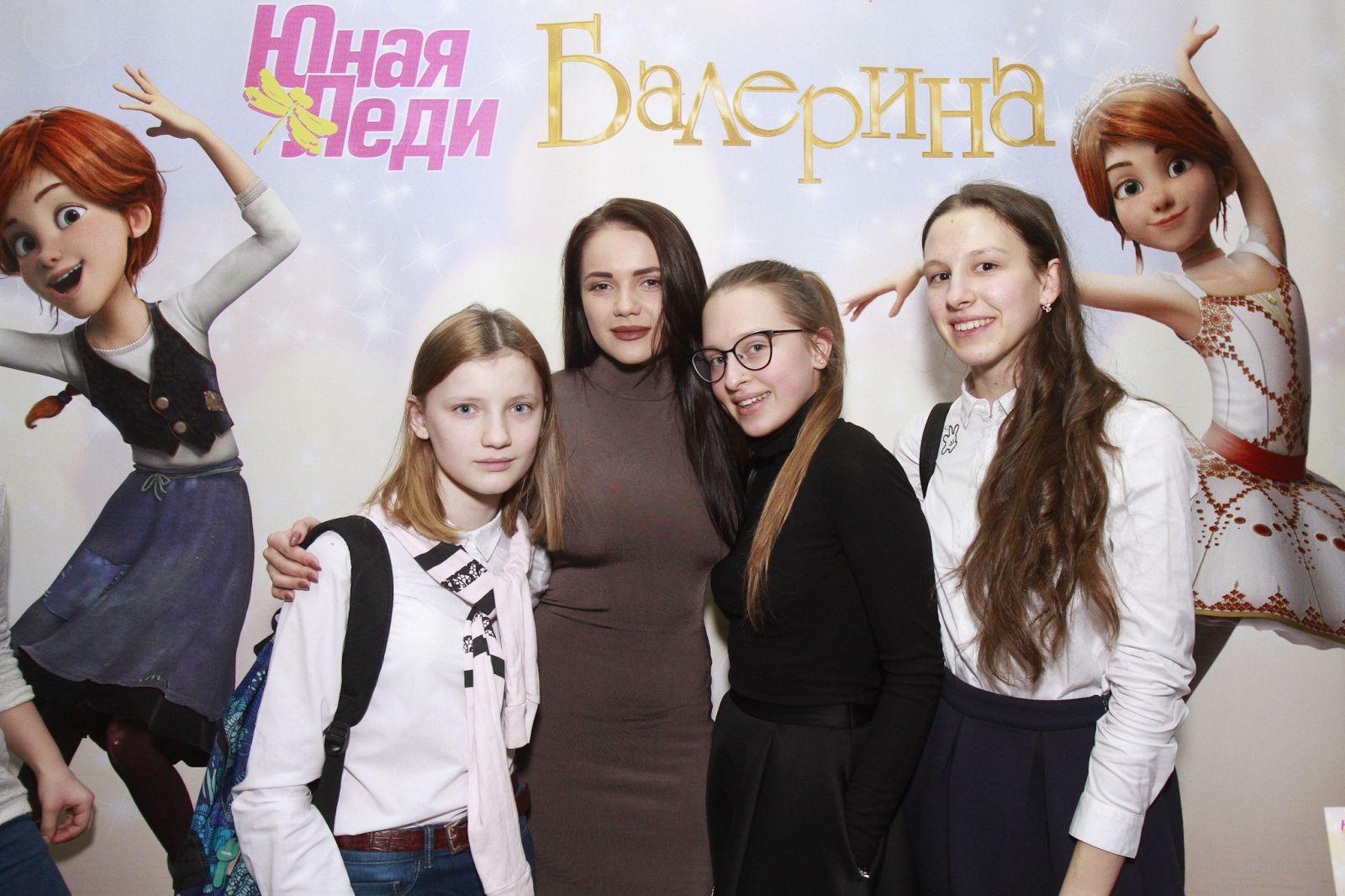 Светлана Тарабарова и другие звезды на вечеринке Юной Леди