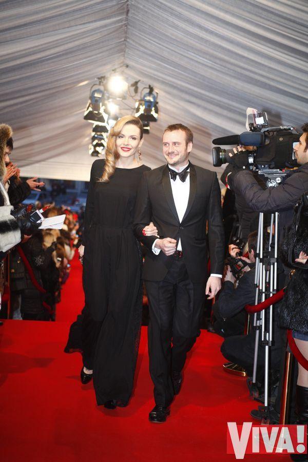 Френсис Метью и Эрика вива самые красивые 2012