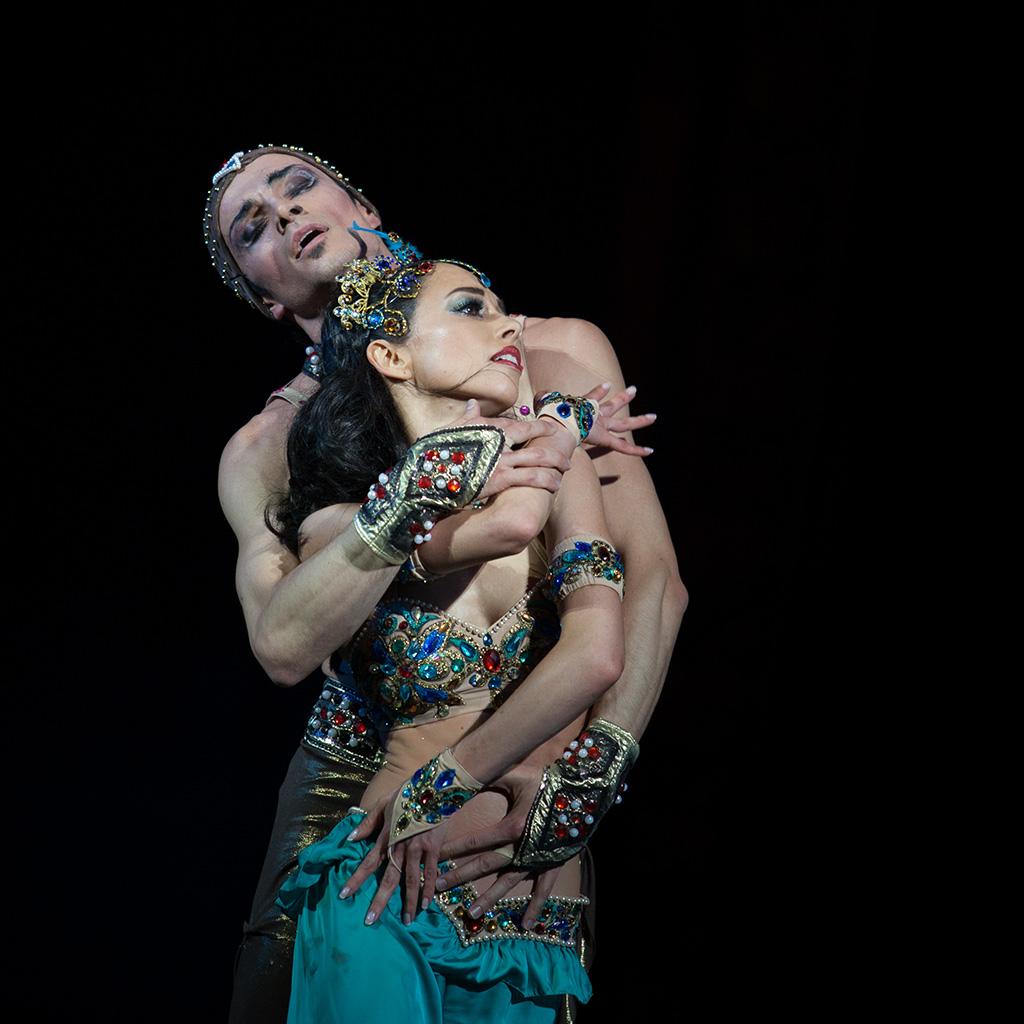 Прима-балерина Екатерина Кухар выступила в Киеве с температурой 39 градусов