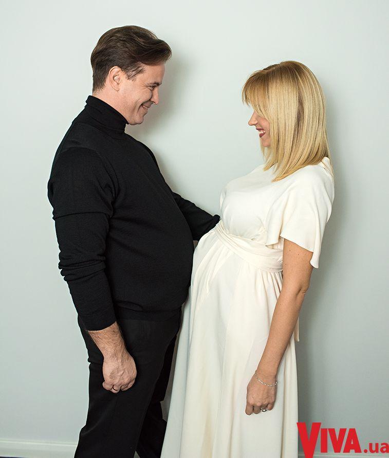 Лилия Ребрик беременна во второй раз