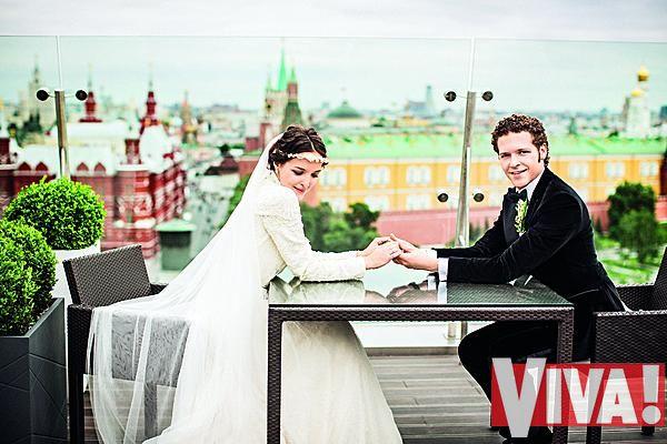 Константин и Алина Крюковы