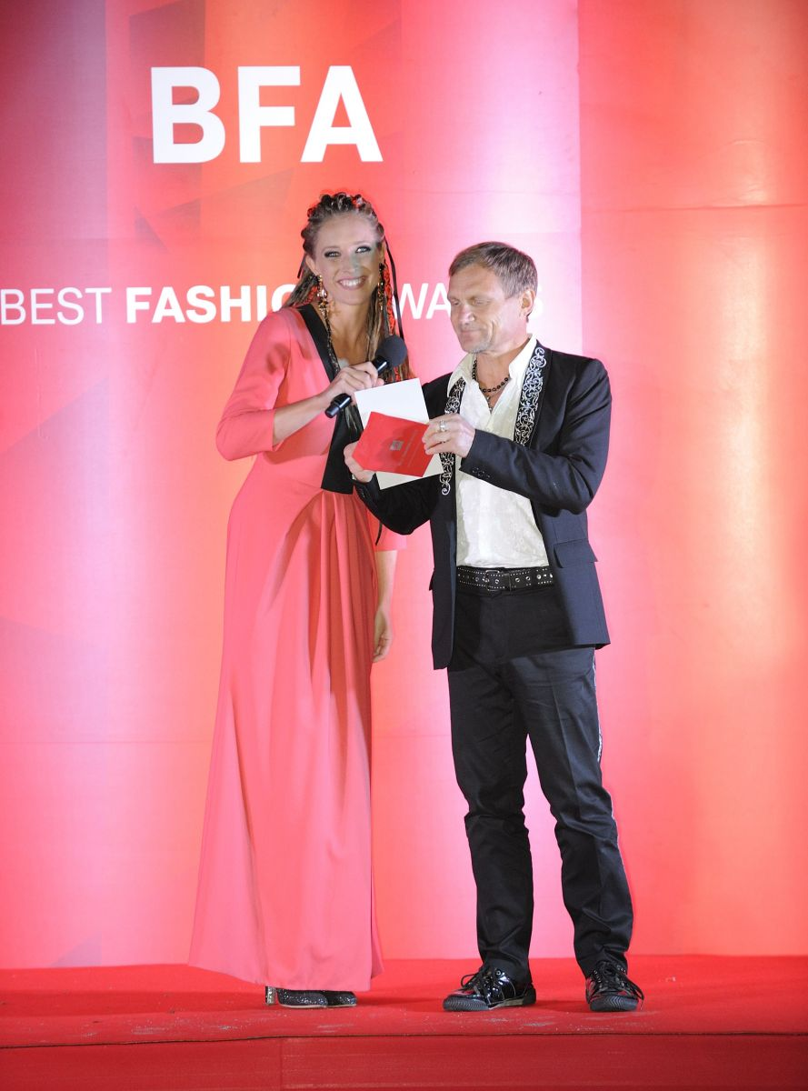 Best Fashion Awards 2014