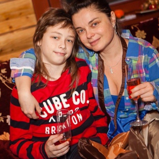 Наташа Королева сын Архип фото 2014