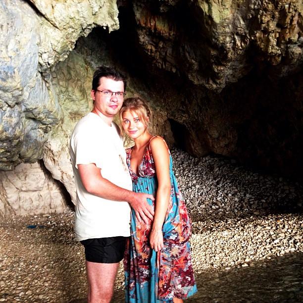 Гарик Харламов и Кристина Асмус беременна фото