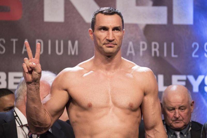 Владимир Кличко объявил о завершении своей спортивной карьеры