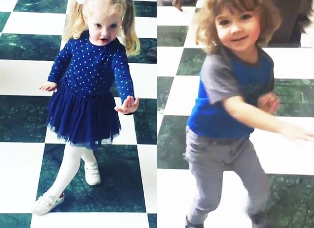 Маленькая звезда: Алла Пугачева показала зажигательные танцы своего 3-летнего сына