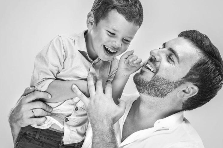 Григорий Решетник опубликовал умилительное фото сыновей