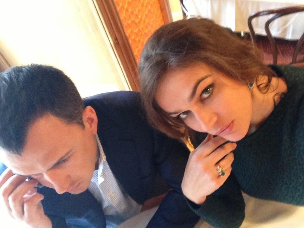 Алена Водонаева с мужем фото
