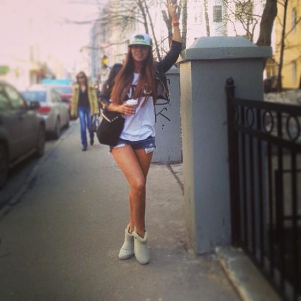 анна седокова твиттер фото 2013