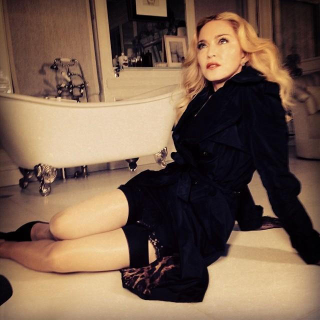 Мадонна фото