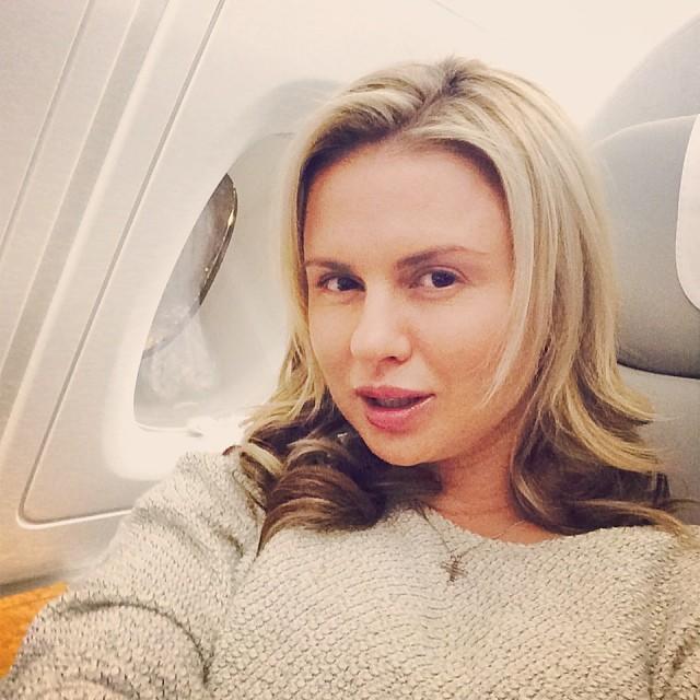 Анна Семенович без макияжа фото 2014 инстаграм
