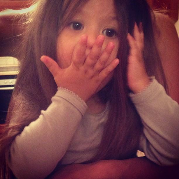 Виктория Боня дочь фото
