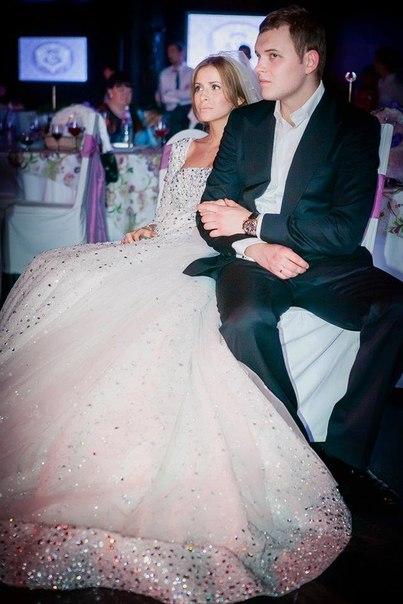 Сергей Бондарчук и Татиана Мамиашвили