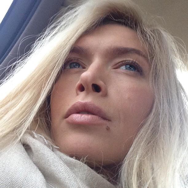 Вера Брежнева без макияжа фото 2013