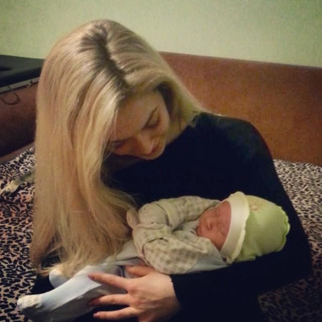 виа гра Эрика Герцег стала мамой фото инстаграм 2014