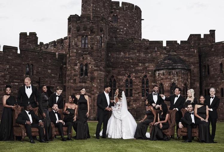 Сиара поделилась новыми свадебными фото